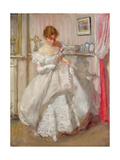 The Torn Gown Giclee Print by Henry Tonks