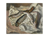 Still Life of Fish, 1928 Giclee Print by Roger Eliot Fry