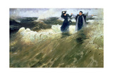 """What Freedom!"" 1903 Giclee Print by Ilya Efimovich Repin"