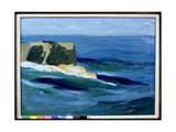 New England Seascape Giclee Print by Yarnall, Abbott