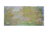 Waterlilies at Giverny, 1917 Giclee Print by Claude Monet