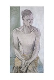 Study of Henry Thomas Giclee Print by Glyn Warren Philpot