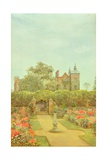 Hatfield House, 1902 Giclee Print by Lewis Nathaniel Nottage