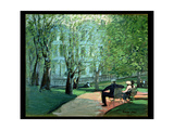 Summer Day, Boston Public Garden, c.1923 Giclee Print by George Luks