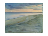 The Beach, Skagen, 1902 Giclee Print by Peder Severin Kroyer