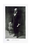 James A. Garfield, 20th President of the United States of America, Pub. 1901 Giclee Print by Eliphalet Frazer Andrews