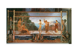 The Judgement of Paris Giclee Print by Max Klinger
