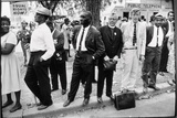The March on Washington: Lining Up, 28th August 1963 Photographic Print by Nat Herz