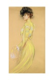 Berthe Cerny (1868-1940) June 1900 Giclee Print by Jules Cayron