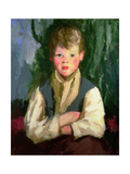 The Little Irishman, 1913 Giclee Print by Robert Henri