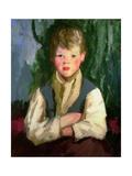 The Little Irishman, 1913 Giclee Print by Robert Henri
