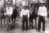 Three Seminole Indians Photographic Print by  American Photographer