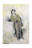 The Tramp Giclee Print by Sir William Orpen