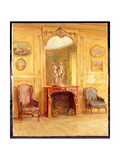 A Drawing Room Giclee Print by Walter Gay