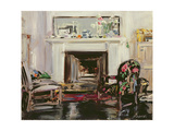 Interior Giclee Print by Francis Campbell Boileau Cadell