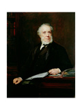 Portrait of Sir Edward Baines (1774-1848) Giclee Print by Walter William Ouless
