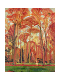 The Forest, 1912 Giclee Print by Emmanuel Gondouin
