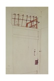The Door into the Open, 1912 Giclee Print by Egon Schiele