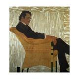 Portrait of Hans Massmann, 1909 Giclee Print by Egon Schiele