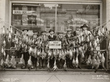 Result of a Duck Shoot Near Houston, Texas, USA, 1921 Photographic Print by  Litterst Commercial Photo Company