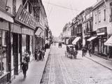 Calle des Estado, Chile, 1900 Photographic Print by F. Leblanc