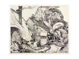 Whiteleaf Giclee Print by Francis Sydney Unwin