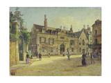 The Hopital de La Salpetriere, Paris, 1904 Giclee Print by Paul Joseph Victor Dargaud