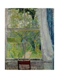 View from a Window Giclee Print by Spencer Frederick Gore