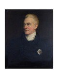 George John Spencer, 2nd Earl Spencer (1758-1834) 1833 Giclee Print by Henry William Pickersgill