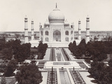 The Taj Mahal, Agra, 1903-05 Photographic Print by Captain C. G. Rawling