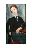 Baranovsky, 1918 Giclee Print by Amedeo Modigliani