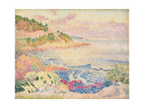 The Maures, c.1906-06 Giclee Print by Henri-Edmond Cross