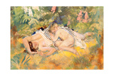Summer Giclee Print by Charles Sims