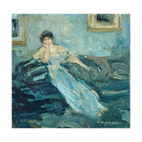 Woman in an Interior, c.1909 Giclee Print by Pierre Laprade