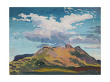 Arenig Fawr, North Wales, c.1911 Giclee Print by James Dickson Innes