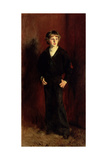 The Late Major E.C. Harrison as a Boy Giclee Print by John Singer Sargent