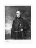 Zachary Taylor, 12th President of the United States of America, Pub. 1901 Giclee Print by Eliphalet Frazer Andrews
