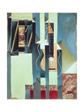 Untitled Giclee Print by Juan Gris