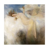The Cloud, 1902 Giclee Print by Arthur Hacker