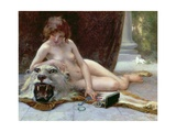 The Jewel Case Giclee Print by Guillaume Seignac