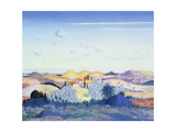 Banyuls, 1913 Giclee Print by Derwent Lees
