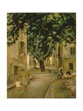 The Place d'Aumole Giclee Print by Roger Eliot Fry