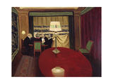 A Round of Poker, 1902 Giclee Print by Félix Vallotton