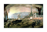 Dieppe Raid Giclee Print by Charles Fraser Comfort