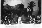 Resurrection of Christ from the Passion Play at Oberammergau, 1900 Photographic Print by  Schweyer