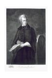 Andrew Jackson, 7th President of the United States of America, Pub. 1901 Giclee Print by Eliphalet Frazer Andrews