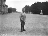 General Petain (1856-1951) at Compiegne, 1917-18 Photographic Print by Jacques Moreau
