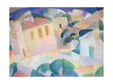 Terrino, Mallorca, 1914 Giclee Print by Leo Gestel