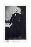 Millard Fillmore, 13th President of the United States of America, Pub. 1901 Reproduction procédé giclée par George Peter Alexander Healy