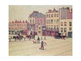 Cumberland Market Giclee Print by Robert Polhill Bevan
